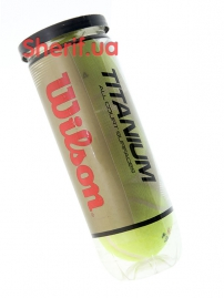 Мячи для большого тенниса Wilson 3шт