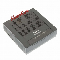 Модем ZyXEL ADSL2+ с портом Ethernet P660RT3 EE 2