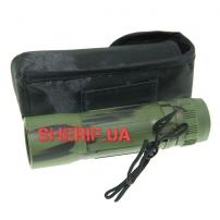 Монокуляр Tasco 10х25 зеленый-3