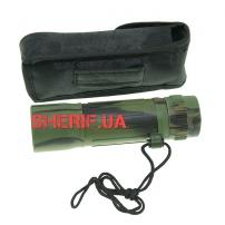 Монокуляр Tasco 12х25 зеленый-2