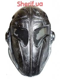 Маска FMA Wire Mesh Templar Mask Black