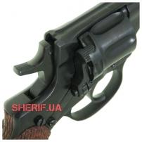 Револьвер НАГАН под патрон Флобера Гром 4мм-4