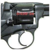 Револьвер НАГАН под патрон Флобера Гром 4мм-6