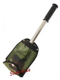 Набор многофункциональный в чехле ( лопата, топор, нож) X-14 2