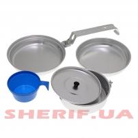 Набор алюминиевой посуды Deluxe Max Fuchs