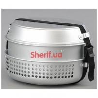 14700500 Набор посуды MIL-TEC с горелкой-2