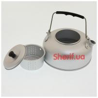 14700500 Набор посуды MIL-TEC с горелкой-3