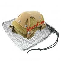 Наколенники Max Fuchs Defence Coyote Brown, 27697R 2