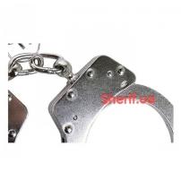 Наручники MIL-TEC металлические с двумя замками-2