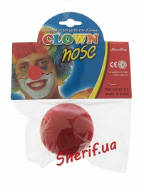 Нос Клоуна накладной