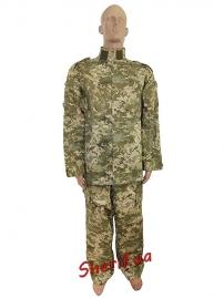 Новая форма ВСУ (костюм)