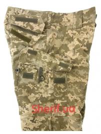 Военная форма ВСУ тк.Саржа Digital ВСУ-10
