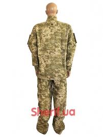 Военная форма ВСУ тк.Саржа Digital ВСУ-2