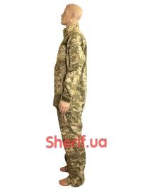 Военная форма ВСУ тк.Саржа Digital ВСУ-3
