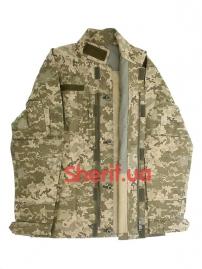 Военная форма ВСУ тк.Саржа Digital ВСУ-4