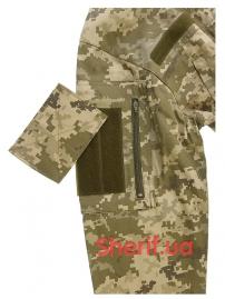 Военная форма ВСУ тк.Саржа Digital ВСУ-6