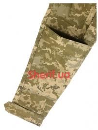 Военная форма ВСУ тк.Саржа Digital ВСУ-7