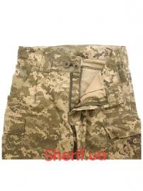 Военная форма ВСУ тк.Саржа Digital ВСУ-8