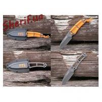 Нож Gerber Bear Grylls Survival Paracord Knife (блистер), 31-001683-5