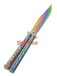 Нож Grand Way балисонг-бабочка 1046-T2