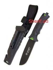 Нож выживания Ganzo G8012-BK
