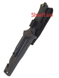 Нож выживания Ganzo G8012-BK-7