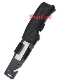 Нож выживания Ganzo G8012-BK-8