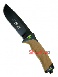 Нож выживания Ganzo G8012-DY-3