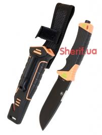 Нож выживания Ganzo G8012-OR