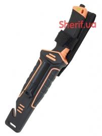 Нож выживания Ganzo G8012-OR-2