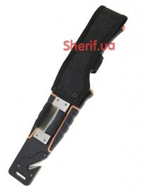 Нож выживания Ganzo G8012-OR-3