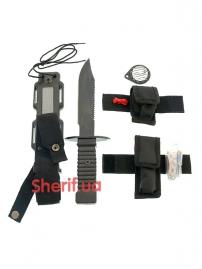 Нож выживания MIL-TEC Special Forces-2