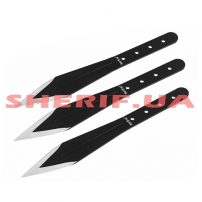 Ножи метательные F 025 (3 в 1)