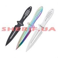 Ножи метательные  F 027 (3 в 1)