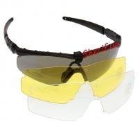 Очки защитные Oakley SI M Frame 20.0
