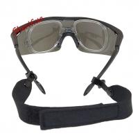 Очки MFH армейские черные Storm-6