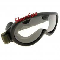 Очки MIL-TEC M44 USA Black, 15611000