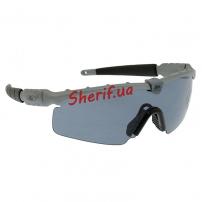 Очки тактические Oakley Ballistic SIM Frame Grey-2