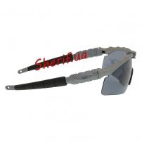 Очки тактические Oakley Ballistic SIM Frame Grey-4