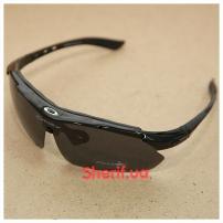 Очки защитные Oakley Polarized Black-2