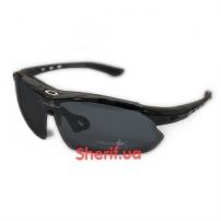 Очки защитные Oakley Polarized Black
