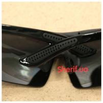 Очки защитные Oakley Polarized Black-6