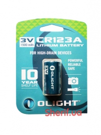 Батарейка Olight OLB-123S, 1шт