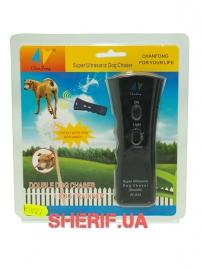 Отпугиватель собак ультразвуковой ZF-853 Original-5