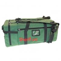 Военная сумка-рюкзак Olive транспортировочная, 85л