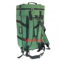 Военная сумка-рюкзак Olive транспортировочная, 85л-4