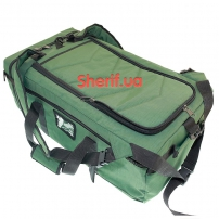 Военная сумка-рюкзак Olive транспортировочная, 85л-5
