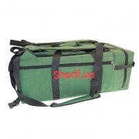 Военная сумка-рюкзак Olive транспортировочная, 85л-2