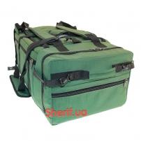 Военная сумка-рюкзак Olive транспортировочная, 85л-3