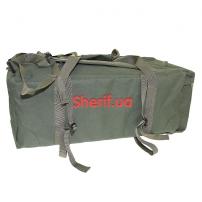 Военная сумка-рюкзак Olive облегченная, 85л-2